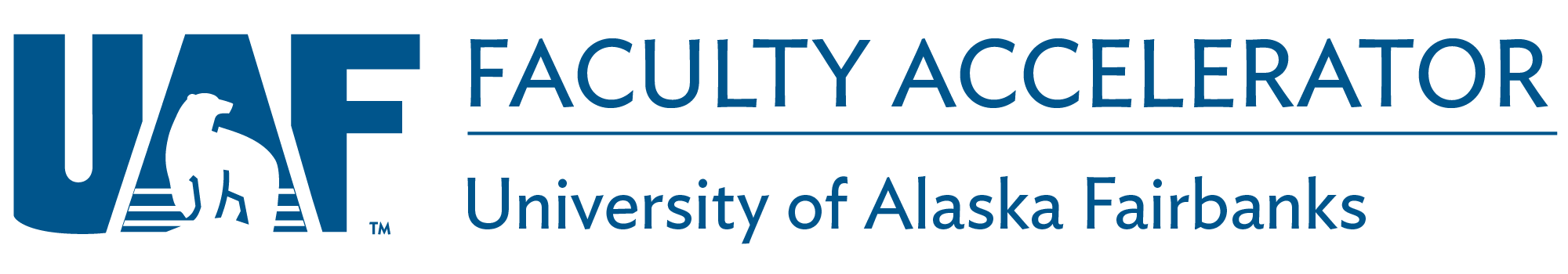 faculty accelerator logo